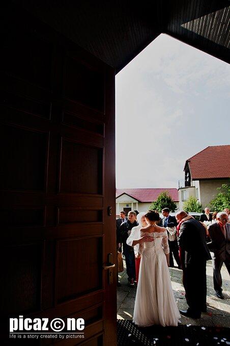 101.1 . Fotografie ślubne Marty i Krzysztofa 14 września 2013