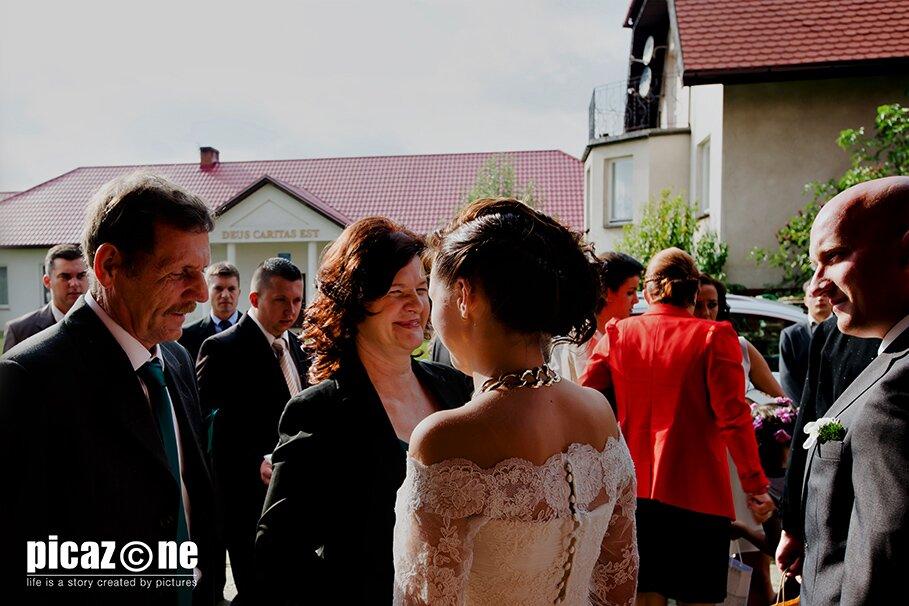 102.1 . Fotografie ślubne Marty i Krzysztofa 14 września 2013