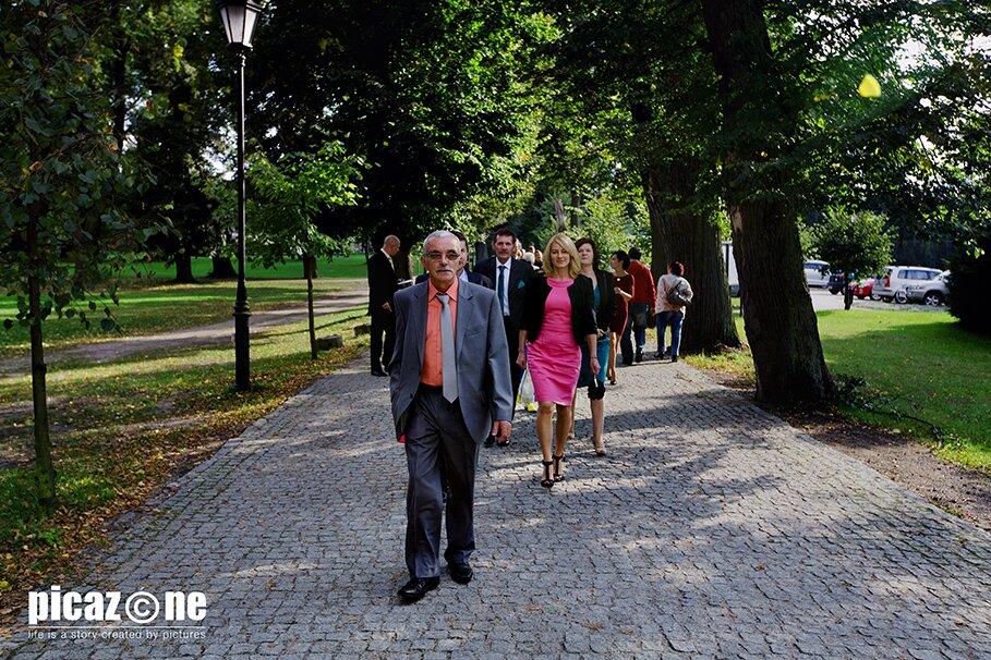 108.1 . Fotografie ślubne Marty i Krzysztofa 14 września 2013