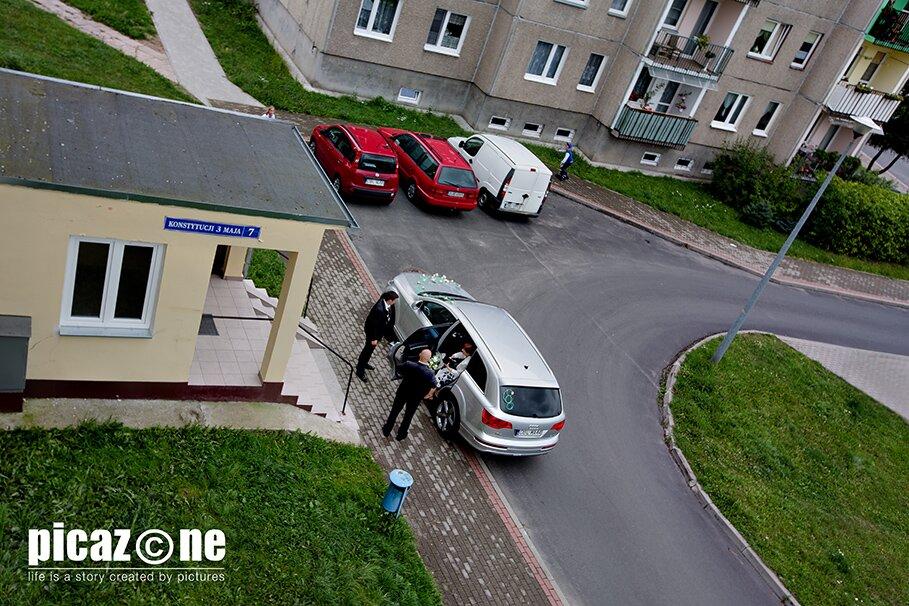 51 . Fotografie ślubne Marty i Krzysztofa 14 września 2013