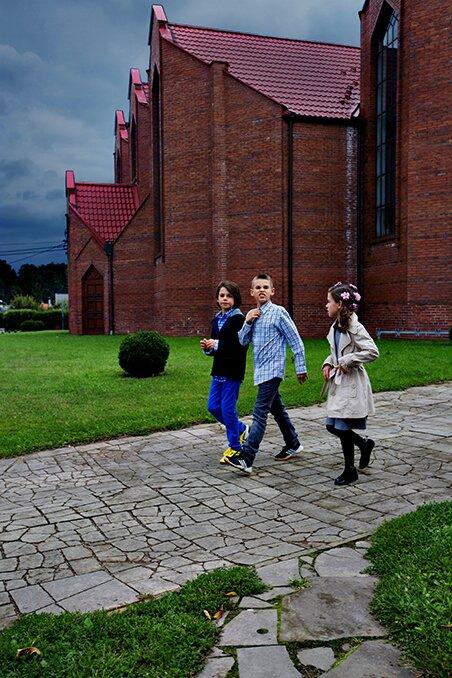62.1 . Fotografie ślubne Marty i Krzysztofa 14 września 2013