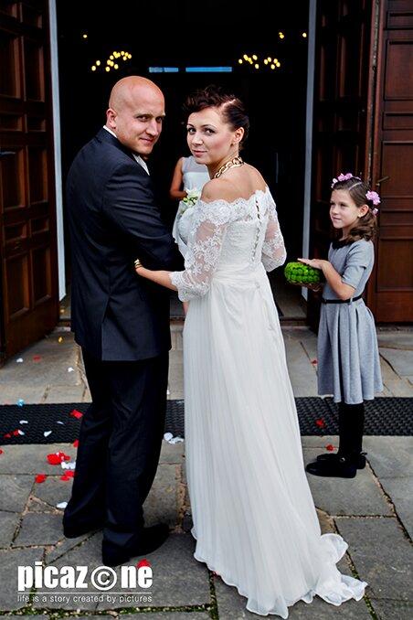 66 . Fotografie ślubne Marty i Krzysztofa 14 września 2013