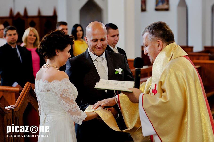 86 . Fotografie ślubne Marty i Krzysztofa 14 września 2013