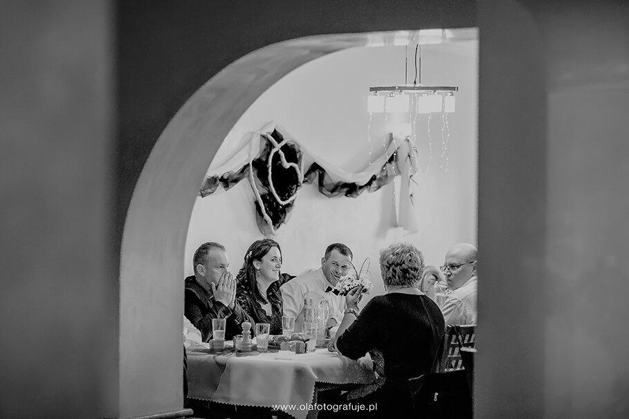 DZIEŃ ŚLUBU KORNELII I IRENEUSZA 20.04.2014