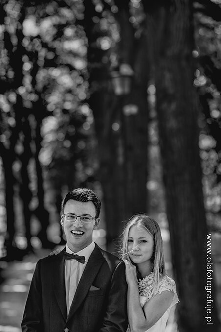 11. Ula i Szymon Wedding Session