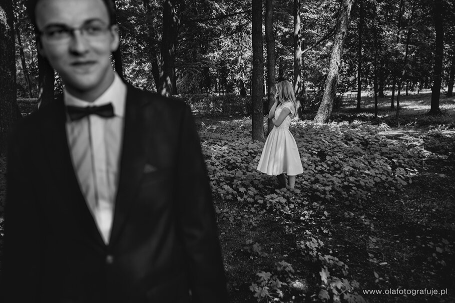 16. Ula i Szymon Wedding Session