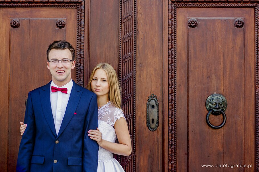 32. Ula i Szymon Wedding Session
