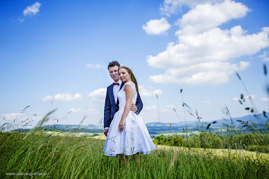 97. Ula i Szymon Wedding Session