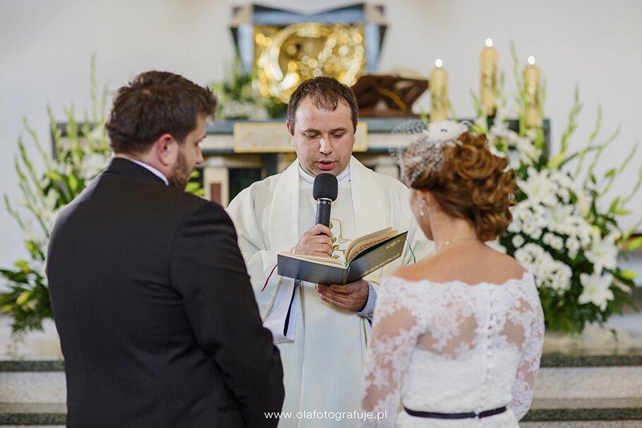 13. Dzień ślubu Agaty i Rafała 21.06.2014