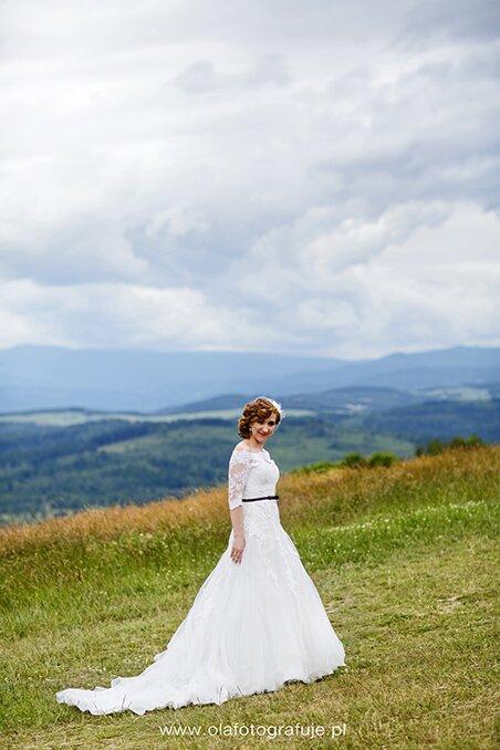 161. Dzień ślubu Agaty i Rafała 21.06.2014