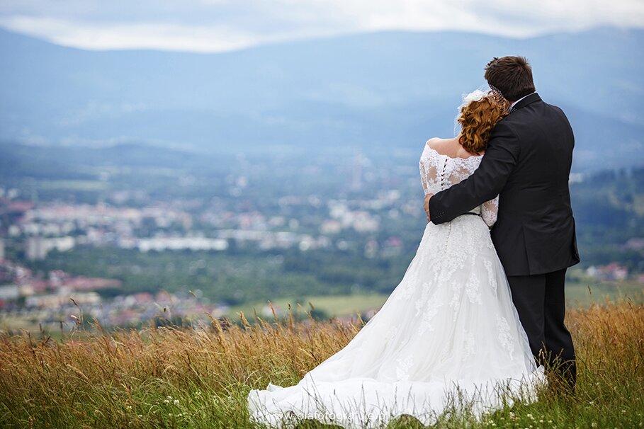 165. Dzień ślubu Agaty i Rafała 21.06.2014