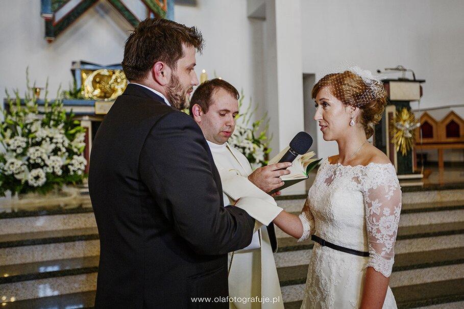 22. Dzień ślubu Agaty i Rafała 21.06.2014