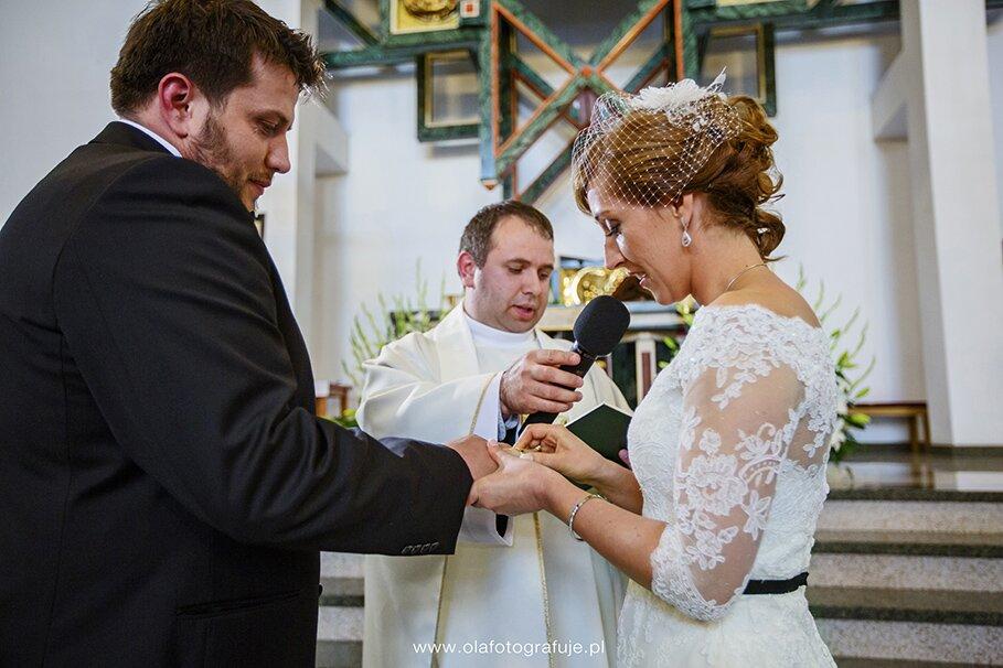 25. Dzień ślubu Agaty i Rafała 21.06.2014