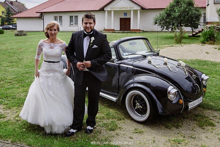 3. Dzień ślubu Agaty i Rafała 21.06.2014