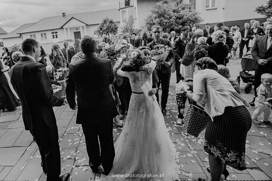54. Dzień ślubu Agaty i Rafała 21.06.2014