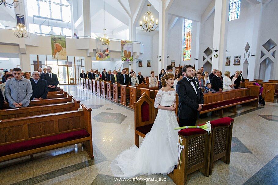8. Dzień ślubu Agaty i Rafała 21.06.2014