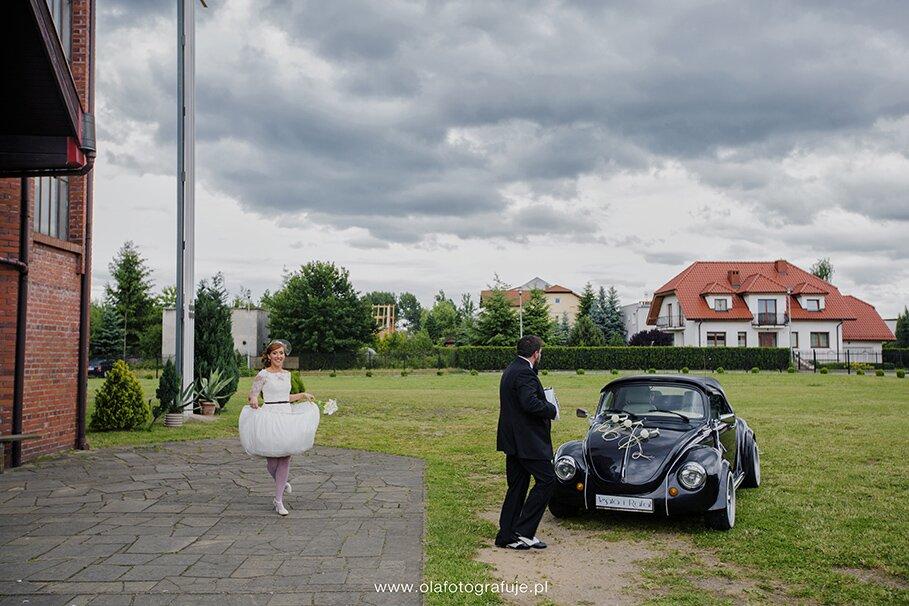 83. Dzień ślubu Agaty i Rafała 21.06.2014
