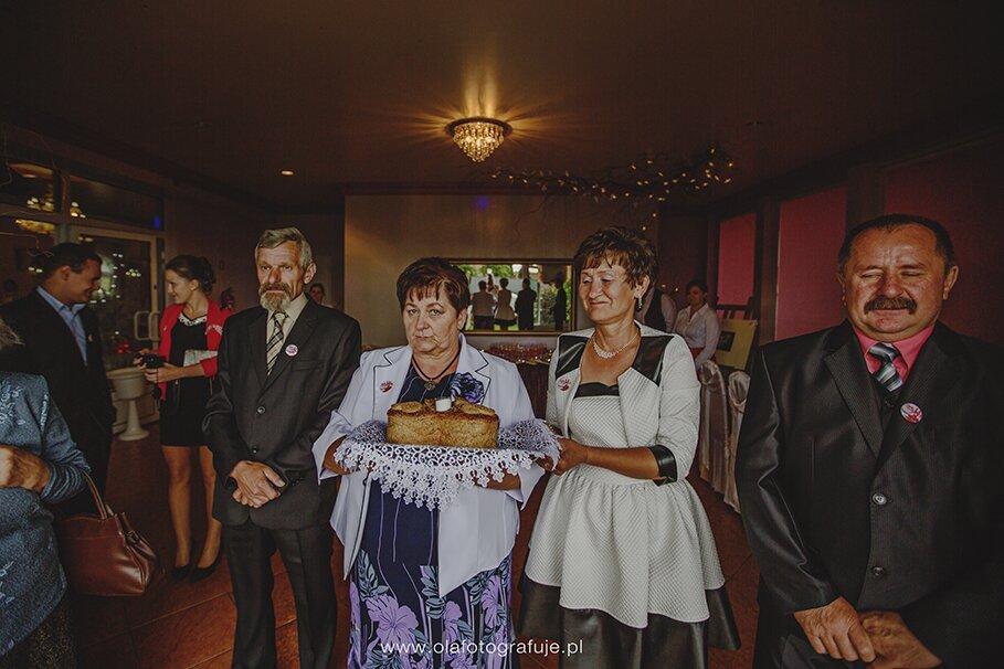 103. Dzień ślubu Iwony i Sławka 14 czerwca 2014