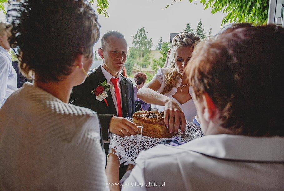 104. Dzień ślubu Iwony i Sławka 14 czerwca 2014