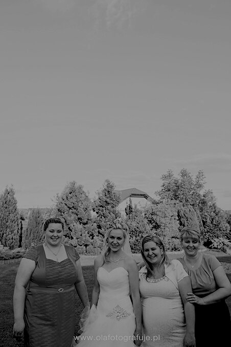 -1145.1. Dzień ślubu Iwony i Sławka 14 czerwca 2014