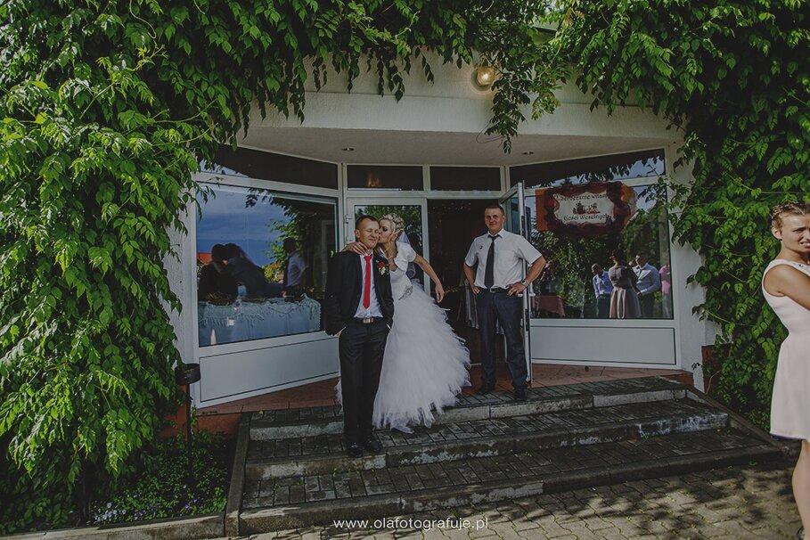 115. Dzień ślubu Iwony i Sławka 14 czerwca 2014