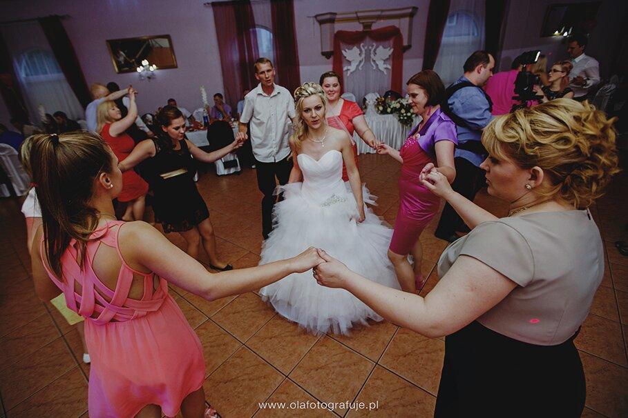 180. Dzień ślubu Iwony i Sławka 14 czerwca 2014