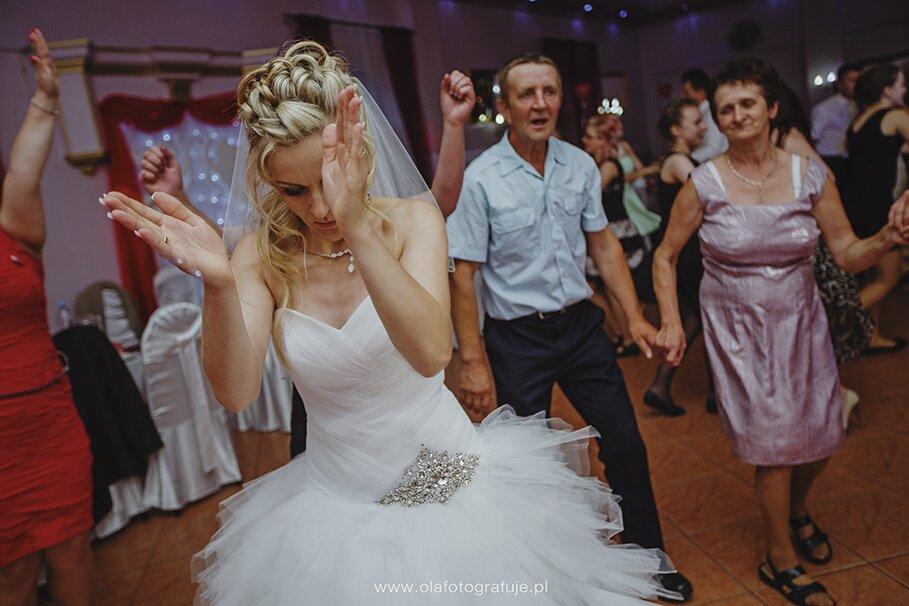 186. Dzień ślubu Iwony i Sławka 14 czerwca 2014