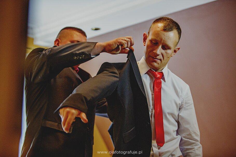 33. Dzień ślubu Iwony i Sławka 14 czerwca 2014