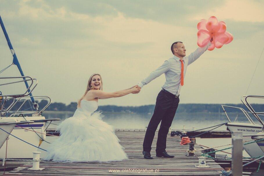 363. Dzień ślubu Iwony i Sławka 14 czerwca 2014