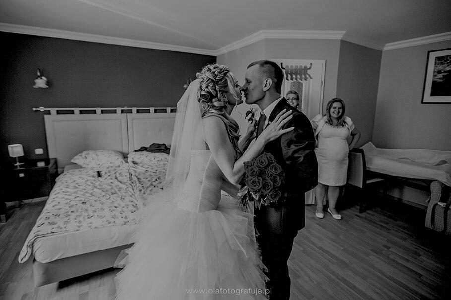 57. Dzień ślubu Iwony i Sławka 14 czerwca 2014