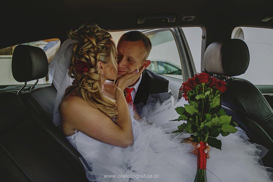 62. Dzień ślubu Iwony i Sławka 14 czerwca 2014