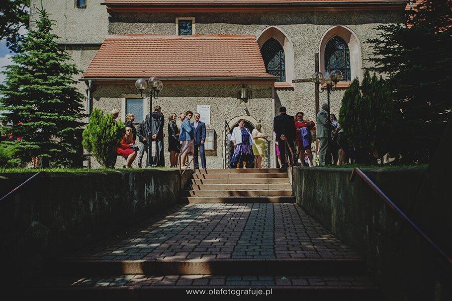 65. Dzień ślubu Iwony i Sławka 14 czerwca 2014