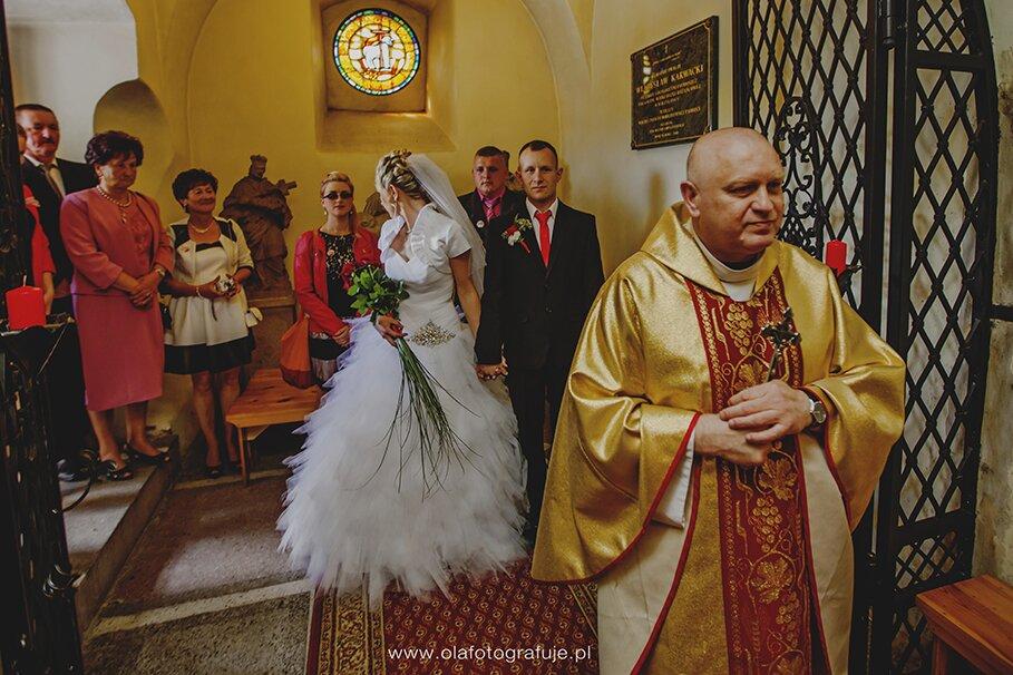 67. Dzień ślubu Iwony i Sławka 14 czerwca 2014
