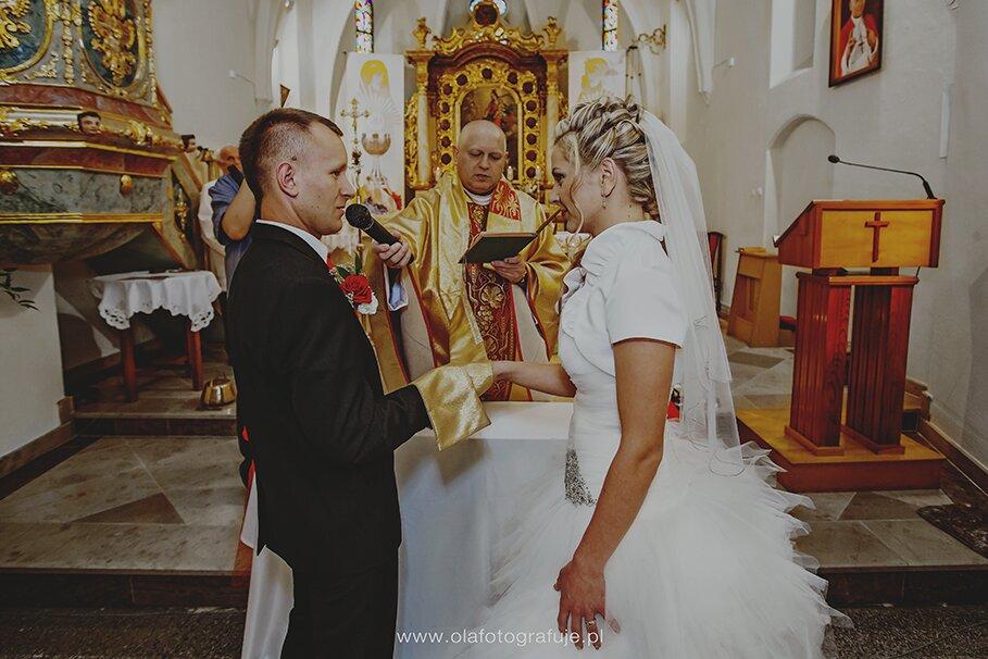 74. Dzień ślubu Iwony i Sławka 14 czerwca 2014