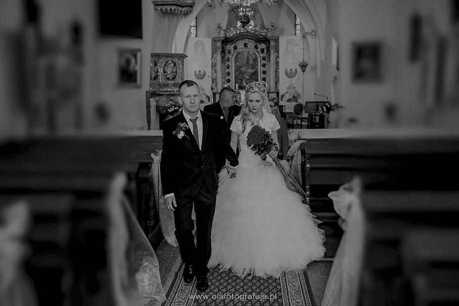 88.1 Dzień ślubu Iwony i Sławka 14 czerwca 2014