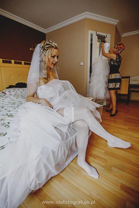 -ola1145.1. Dzień ślubu Iwony i Sławka 14 czerwca 2014