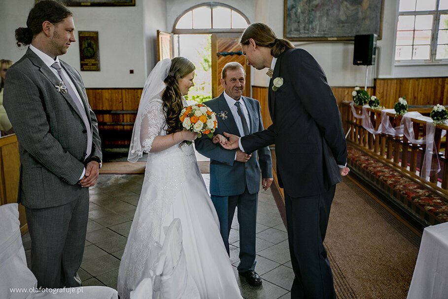74. Nasz ślub 16.08.2014