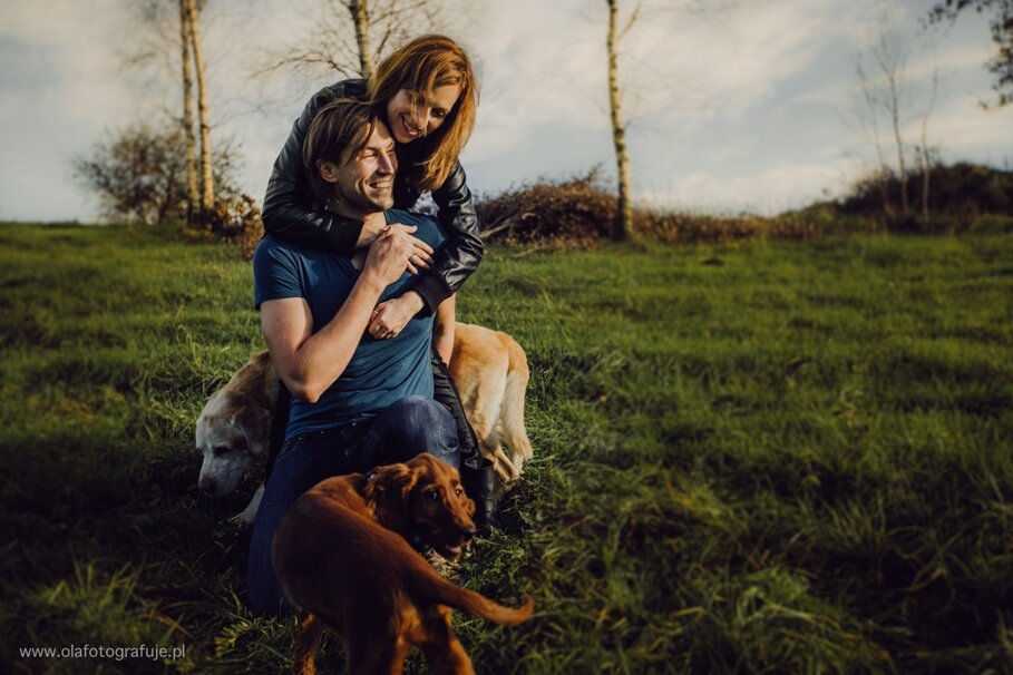 Fotograf ślubny Jelenia Gora-sesja narzeczeńska-sesje dla par 003